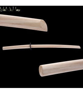 Togakure Ryu Bokken Ninja To - RED OAK HANDMADE