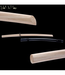 Togakure Ryu Bokken Ninja To SET – RED OAK HANDMADE