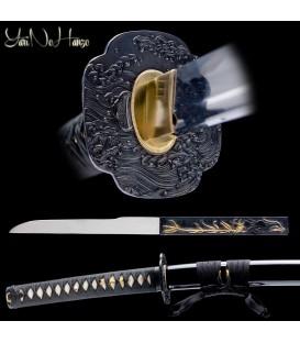 Kurushima Katana | Handmade Iaito Sword |