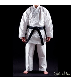 Karate Gi Shuto Training| Middle weight white Karategi