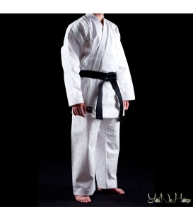 Karate Gi Shuto Training | Middle weight white Karategi