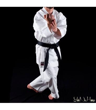 Karate Gi Shuto Training   Middle weight white Karategi