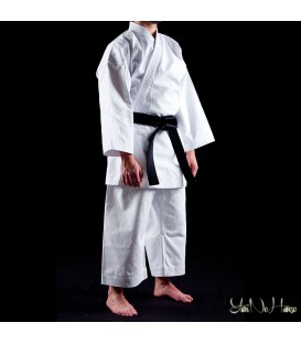 Karate Gi Shuto Okinawa | White heavy karategi
