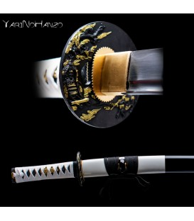 Musha Wakizashi Basic | Handmade Iaito Wakizashi