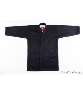 Nami Kendo Gi Black | Handmade Kendogi