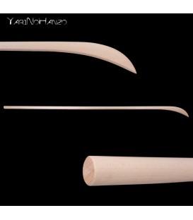 NEW! KATORI NAGINATA - Beech – Handmade