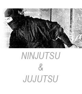 Ninjutsu & Jujutsu